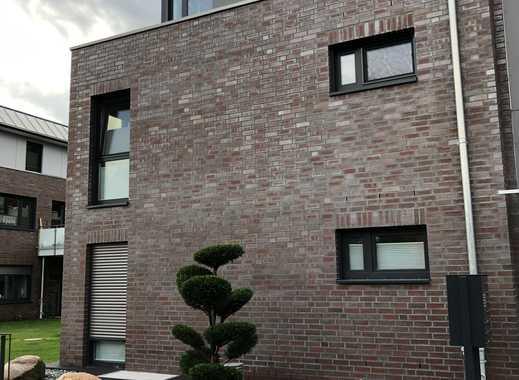 Hochwertig ausgestattete Wohnung mit Balkon: barrierefreie 3-Zimmer-Wohnung in Loxstedt