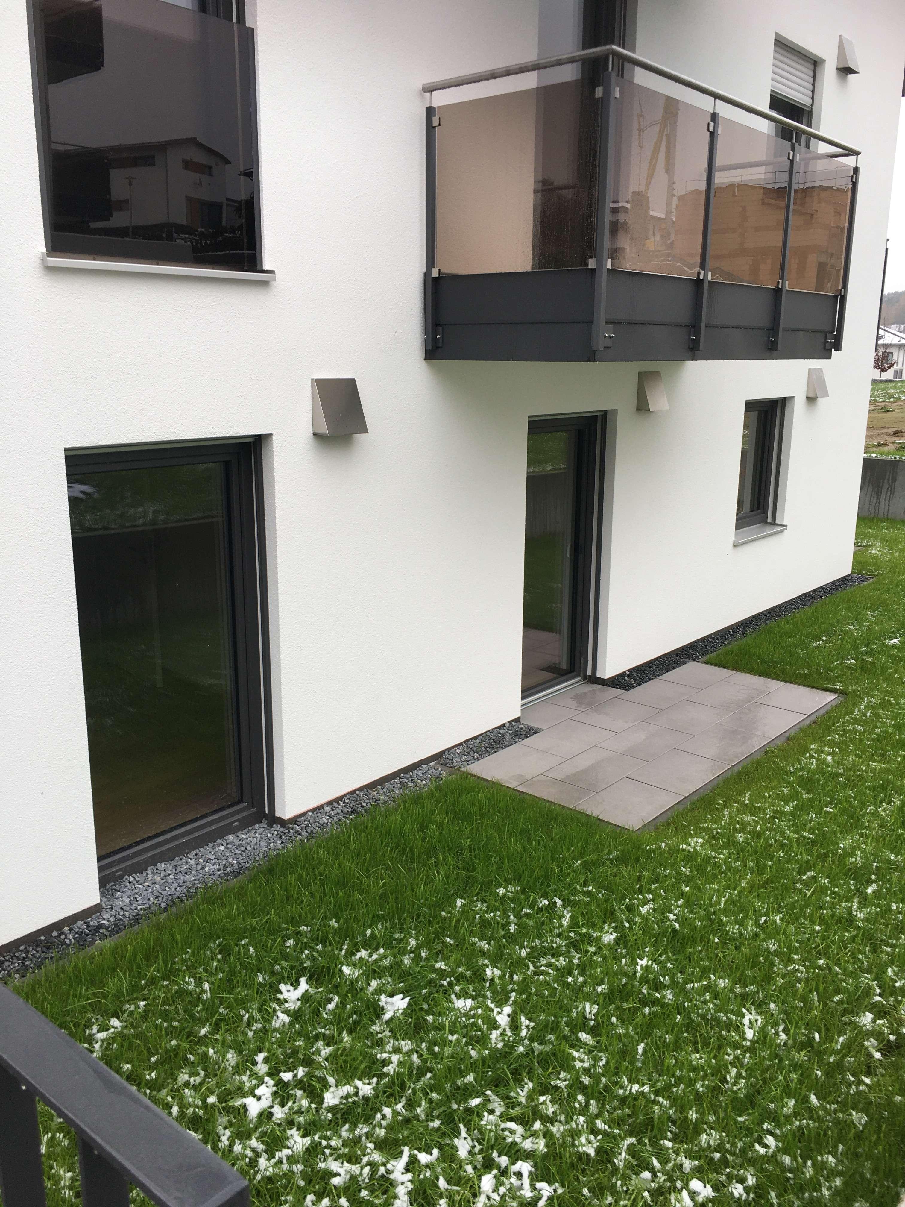 Wohnen mit Komfort in Tittling (Neubau) 3-Zimmer-Wohnung in Tittling