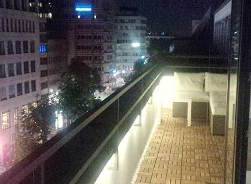 Ihr Penthaus direkt in der Innenstadt - mit Terrasse!