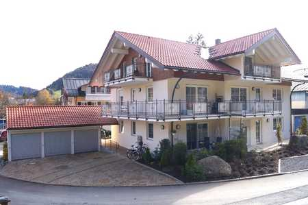 Am Staufenpark - Herrliche barrierefreie 3 - Zi.- Wohnung in Oberstaufen in Oberstaufen