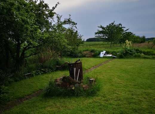 Resthof mit Weide hinter dem Haus  in Schaumburg für Pferdehaltung geeignet.  Nordsehl