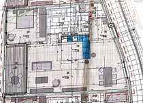 Bild Modernes 2-Zimmer-Apt. mit ca. 10qm Terrasse und Einbauküche auf`m Alex, direkt am Fernsehturm