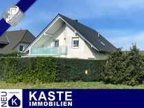 Stilvolles Einfamilienhaus mit Wintergarten sonniger