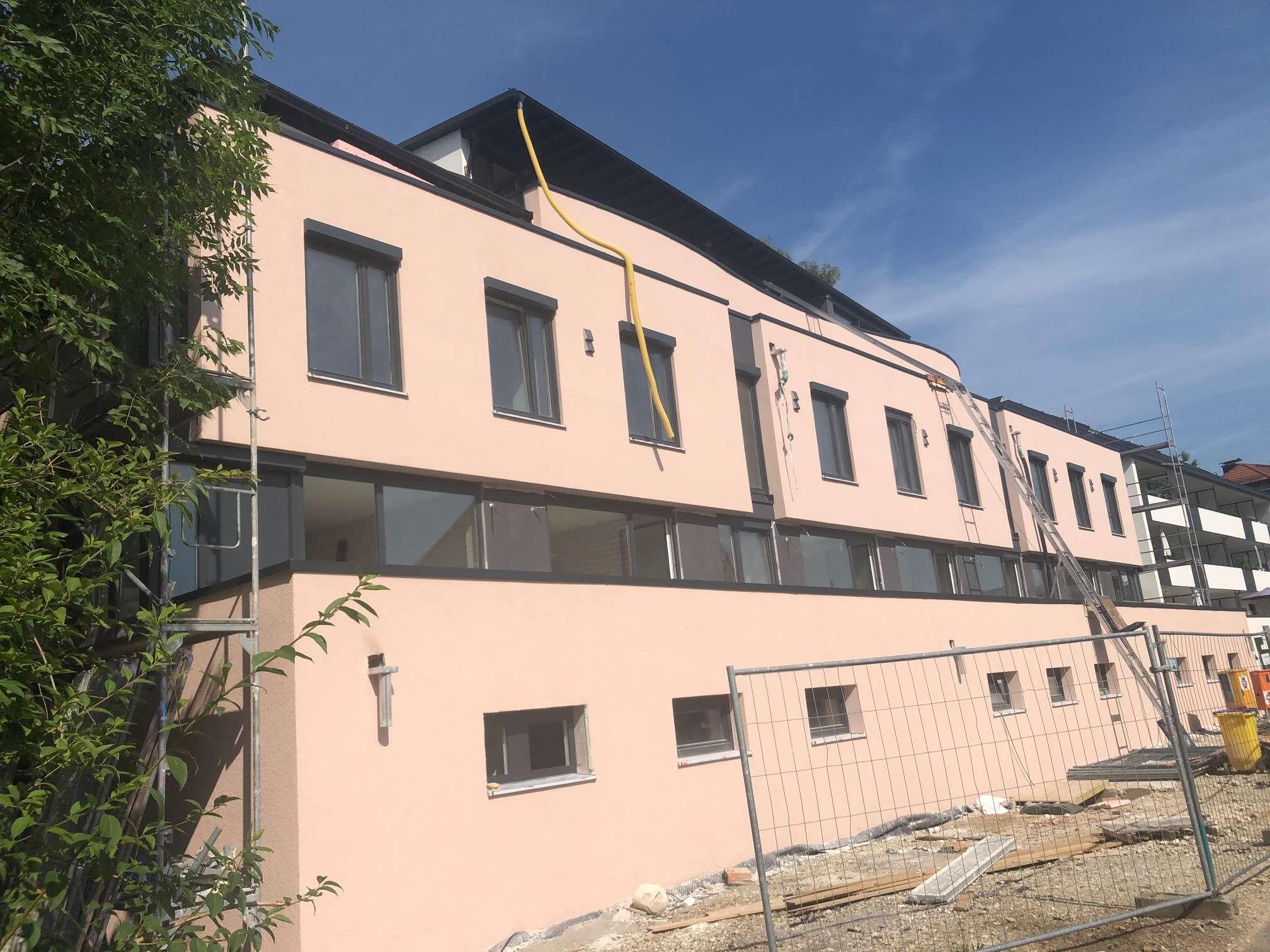 Maisonetten-Wohnung mit Weitblick! in Freilassing