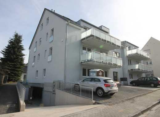 3 Zimmer Diele, Bad mit 36 qm großer Terrasse, Erstbezug Kfw 55 Haus