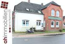 Handwerkerhaus zentral in Risum-Lindholm