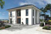 Die Villa mit Platz für