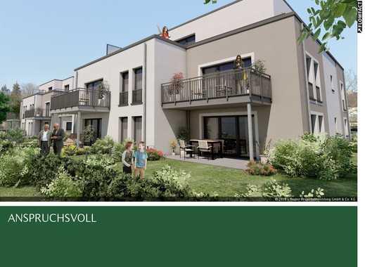 Grevenbroich!  Neubau-2 Zimmer-ETW mit Bad en Suite und Sonnenbalkon!