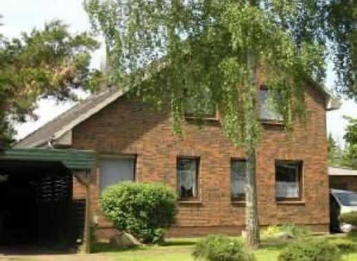 Vermietung einer gepflegten 4-Zimmer-EG-Wohnung mit Garage in Sackgassenlage in Wesseln, Kreis Dithm