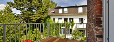 Renovierte 4 ZKB Wohnung (90m²) mit Balkon in saniertem Altbau in Minden (Dankersen)
