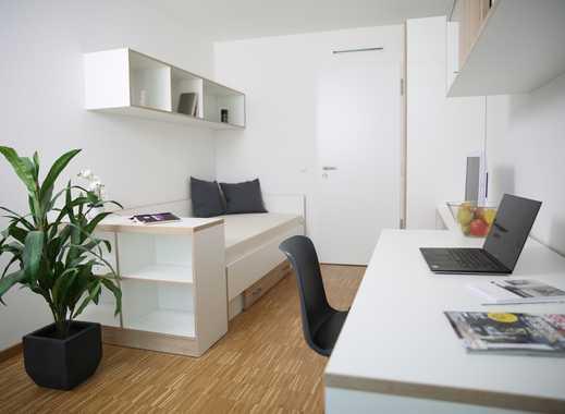 Für Studenten: Möbliertes Zimmer In 2er WG Mit Balkon! *JETZT GRATIS