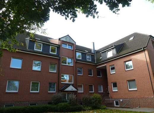 CLASSIC IMMOBILIEN: Gemütliche 3 Zimmer – Erdgeschosswohnung mit Balkon