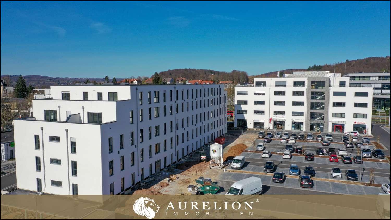 PRIME LIVING - 3 Zimmer Wohnung Erstbezug im 3.OG mit Aufzug und Balkon im PRIME PARK in Schweinheim (Aschaffenburg)