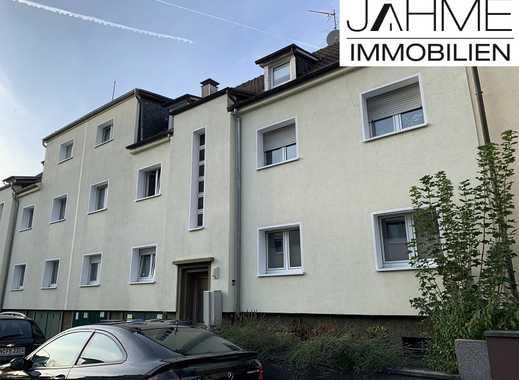 Zentral gelegene, renovierte 2-Zimmer-Wohnung mit gemeinschaftlichem Garten in Gevelsberg zur Miete!