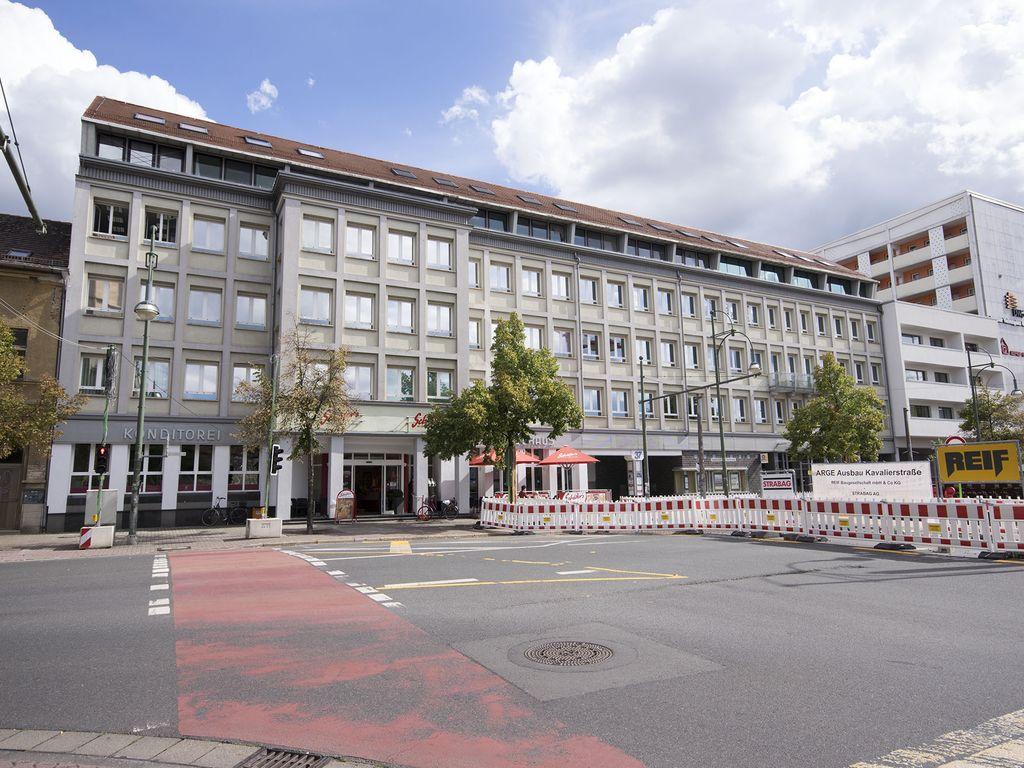 Ansicht Kavalierstraße