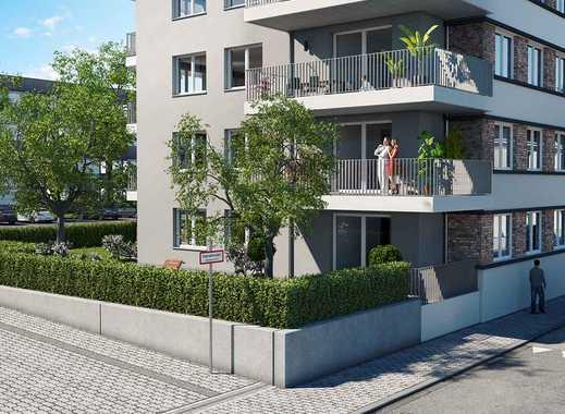 Großzügige 3-Zimmer-Wohnung auf ca. 90 m² mit Tageslichtbad und herrlicher Loggia