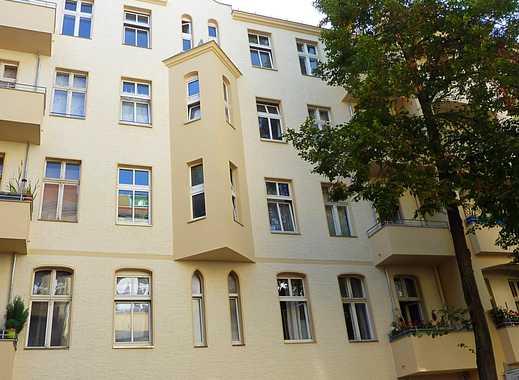 Helle sanierte 2-Zimmerwohnung im ruhigen Seitenflügel