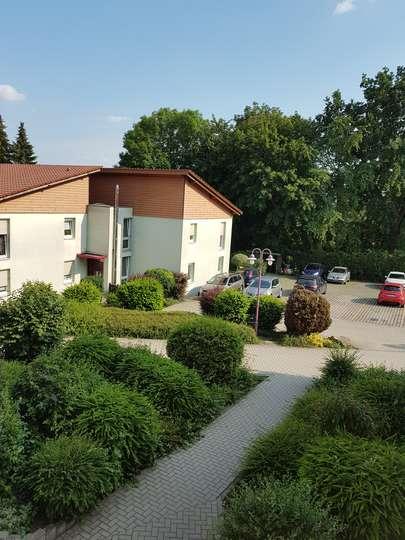 Willkommen in der Skatstadt Altenburg - schöne 1-Raumwohnung unweit vom Stadtzentrum