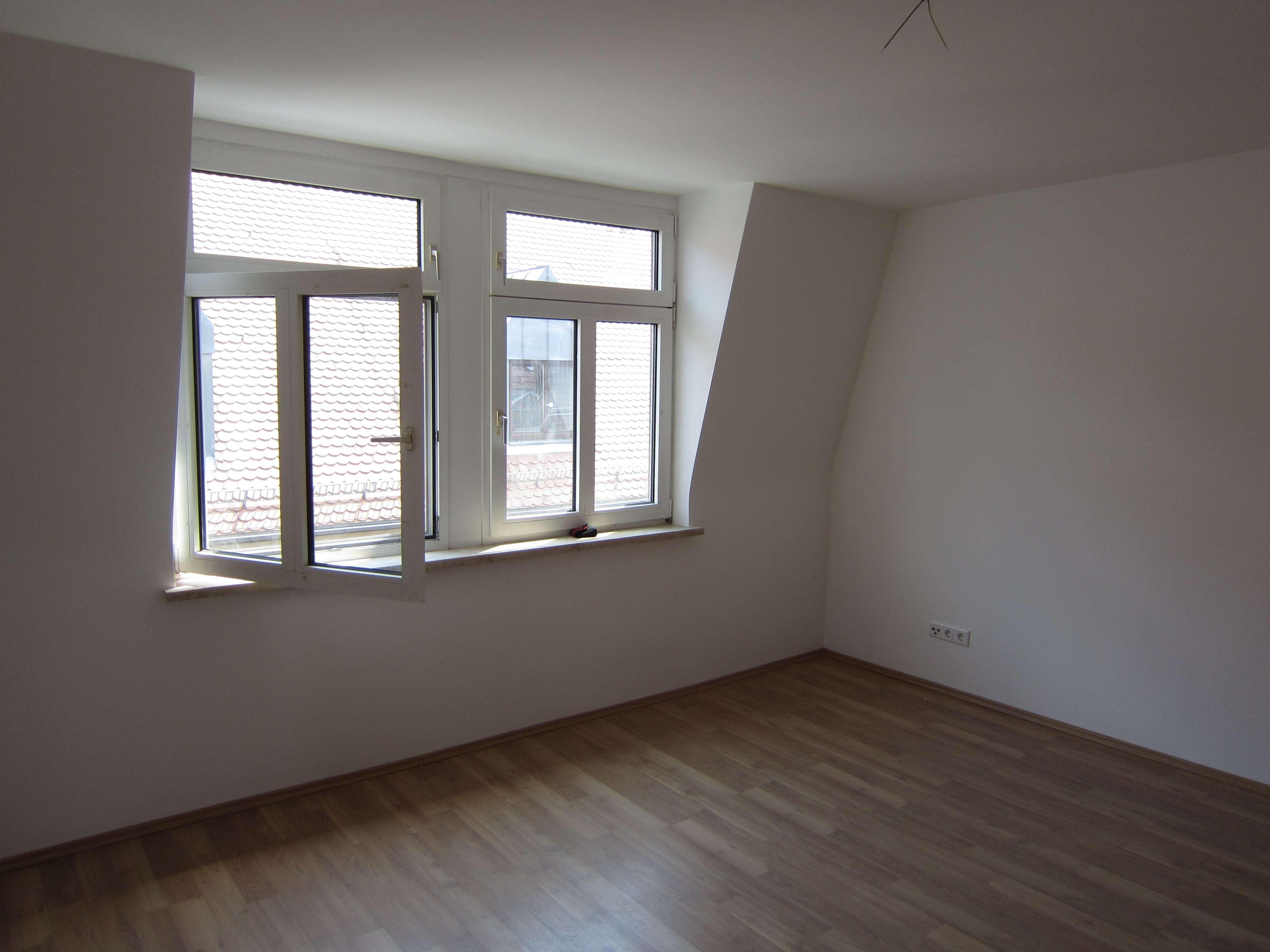 Geräumige, sanierte 1-Zimmer-Wohnung in Fürth in