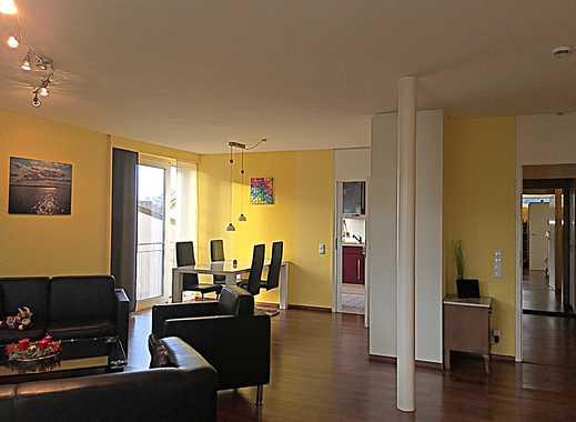 Gut geschnittene 3-Zimmer-Wohnung mit Blick ins Grüne