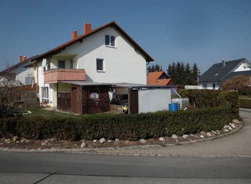 Sonnig gelegene Doppelhaushälfte für die große Familie