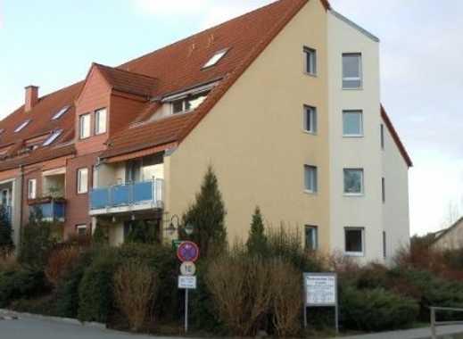 EG 2 Raum Wohnung Joachimsthal