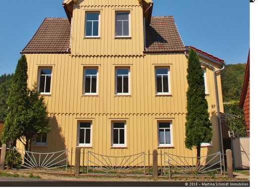 saniertes Zweifamilien-Haus in Wernigerode