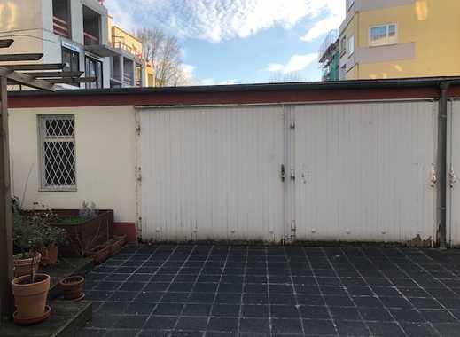 Garage, Stell- bzw. Lagerplatz mit ca. 38 Quadratmetern im Nordend