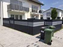 Neuwertige 2 5-Zimmer-Wohnung mit Garten