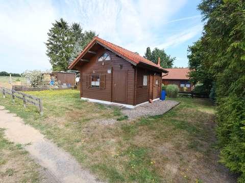 Kleines Holzhaus Im Ferienpark In Rodewald Haus 24