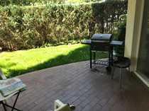 Bild Schöne 3-Zimmer Wohnung mit Garten
