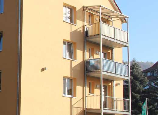 Rollstuhlgerecht! Altersgerechtes Wohnen in Bad Gottleuba - schicke 2-R-WHG mit BLK - Pauschalmiete!