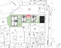 Entwicklungsgrundstück mit Mehrfamilienhaus im Bestand