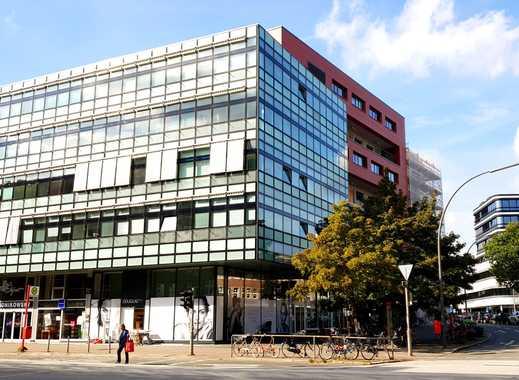 Mehr Eppendorf geht nicht: Ruhe und beste Infrastruktur   3-Zimmer Maisonette