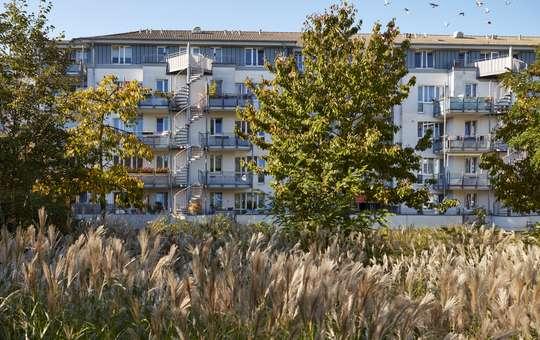 Tolle 3-Zimmer Erdgeschosswohnung mit Terrasse in Kronsberg