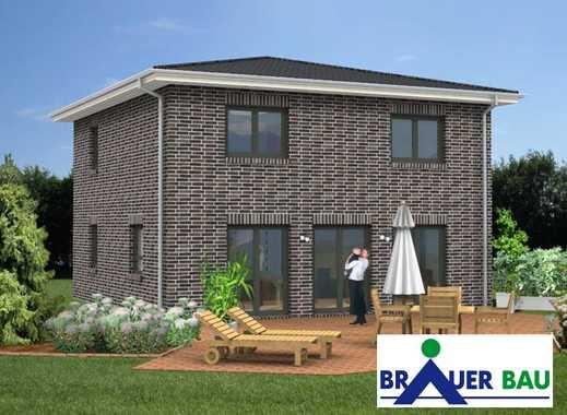Neubau einer modernen Stadtvilla V 158