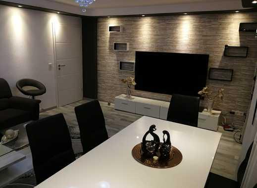 Exklusive, modernisierte 3-Zimmer-Wohnung mit Terrasse und Einbauküche in Darmstadt