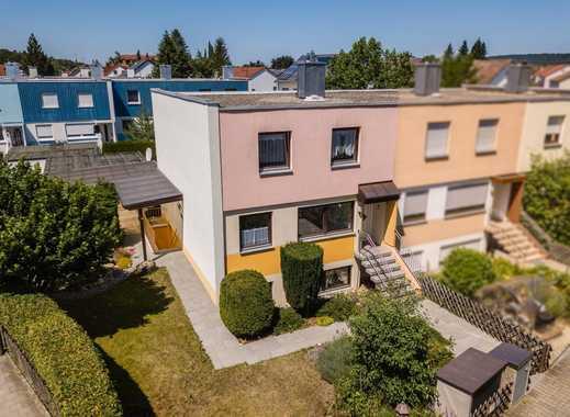 Familienfreundliches REH mit großem Grundstück und Garage in bevorzugter Lage - Buckenhof