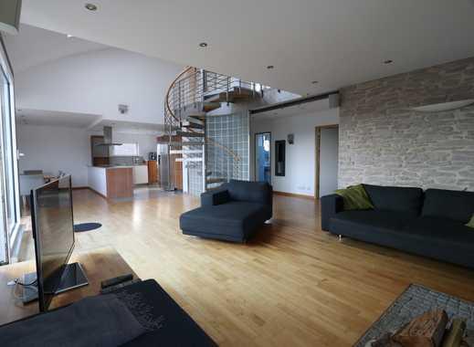 4 1/2 Zimmer Maisonette-Wohnung Bad Vilbel/Niederberg m. Kamin / Sauna / Whirlpool