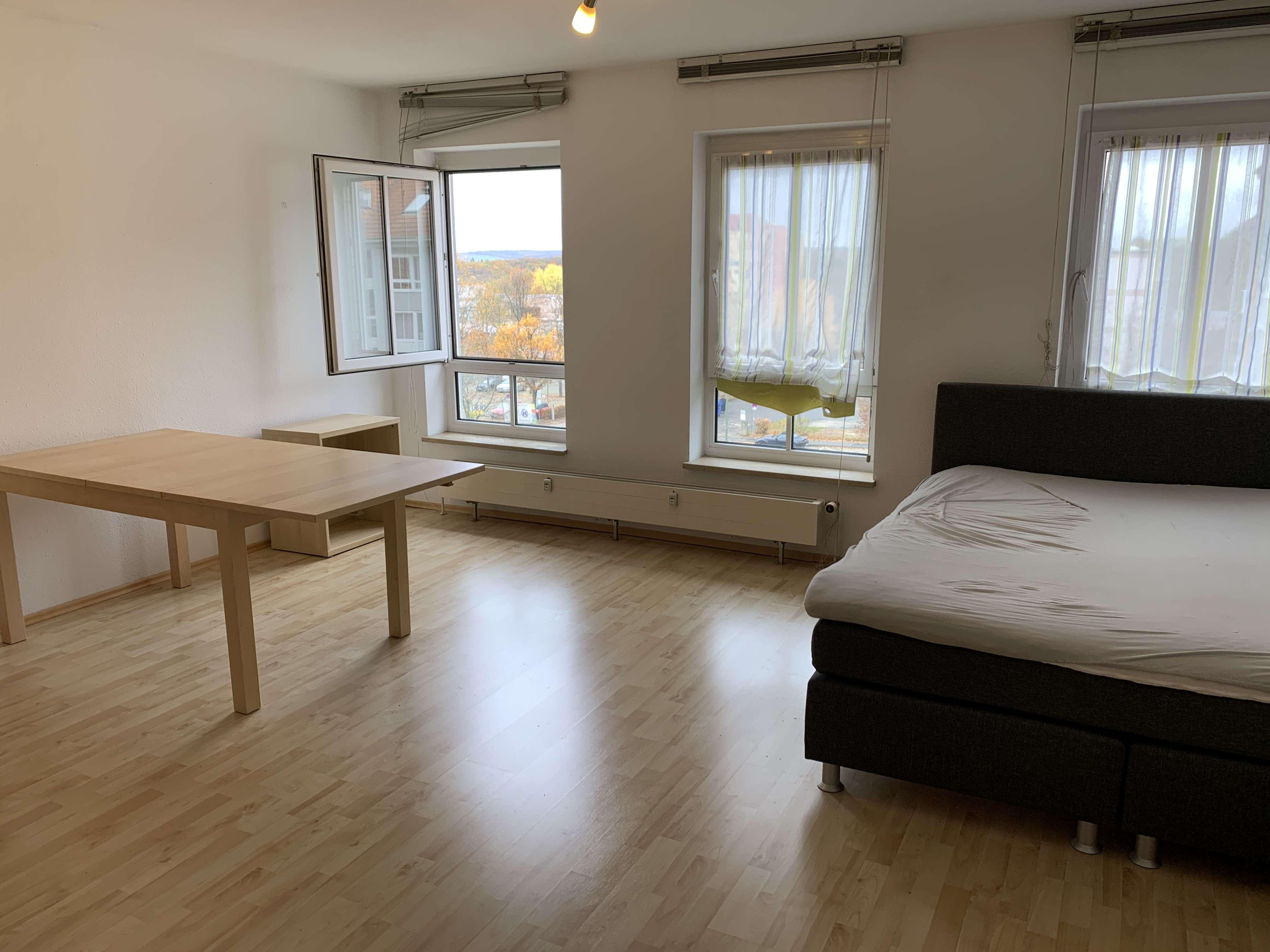 Gut geschnittene 1-Zimmer-Wohnung zu vermieten in