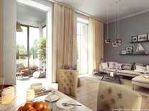 Seniorengerecht Schöne 2 5-Zimmer-Wohnung mit