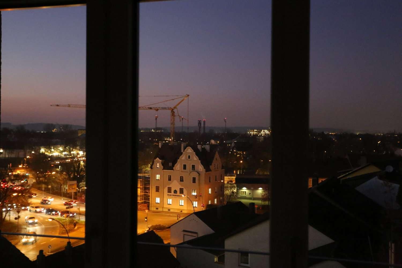 Panoramawohnung mitten in der Stadt! in Achdorf (Landshut)