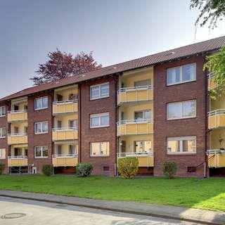 Lünen-Gahmen: Schöne 2,5-Zimmer-Wohnung in ruhiger Lage!