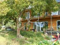 Bild Kostenlos mitwohnen in Holzhaus mit Garten gegen Hilfe bei Kinderbetreuung