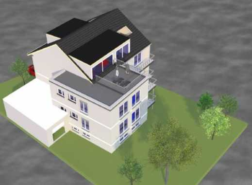 - Reserviert! - Moderne 3-Zimmer ETW mit Dachterrasse! - Reserviert! -