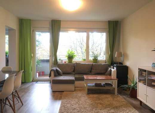 Gepflegte 2-Zimmer-Wohnung mit Balkon und Einbauküche in Fürth