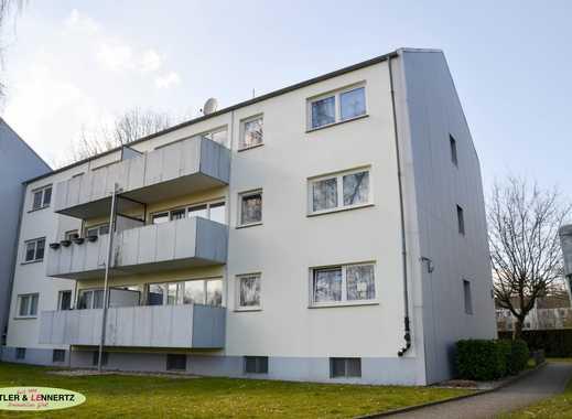 MÖNCHENGLADBACH-WICKRATH: Solide Eigentumswohnung mit Balkon!!!
