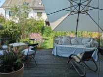 Raumwunder mit schönem Garten Haus