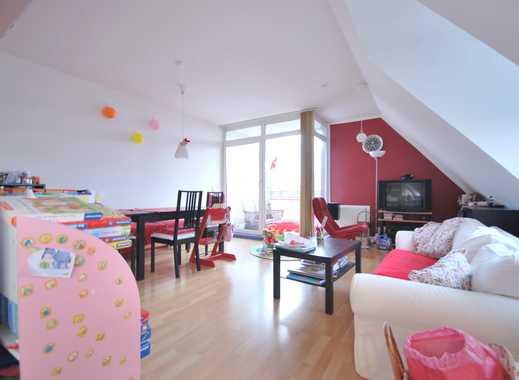 Moderne Dachgeschoss-Maisonette-Wohnung im Gete-Viertel