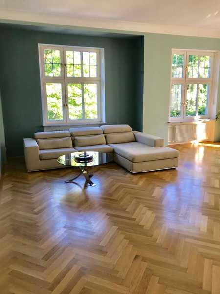 Exklusive 4,5 Zimmer Wohnung mit Blick auf die Isar! in Lehel (München)